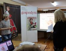 Warsztat prowadzą fizjoterapeutki z Fundacji Aenon Agnieszka Karska i Greta Skupińska.